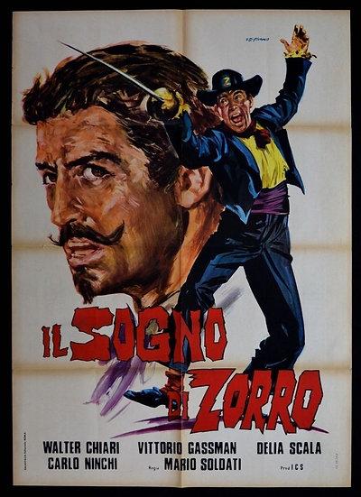 Zorro - O Sonho Do Zorro