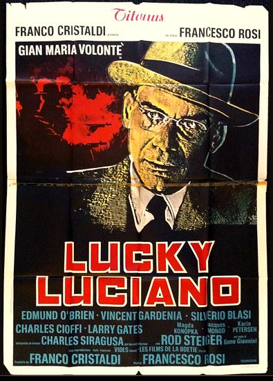 Lucky Luciano - O Imperador da Máfia