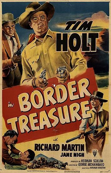 Tesouro da Fronteira