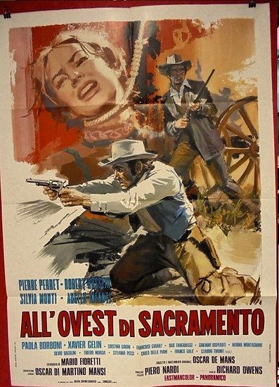 A Oeste de Sacramento