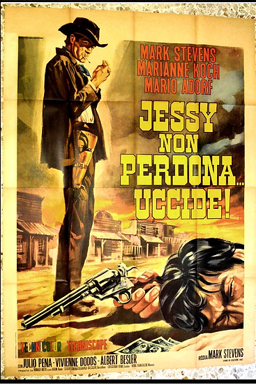 A Vingança do Pistoleiro de Missouri