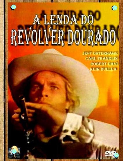 A Lenda Do Revolver Dourado