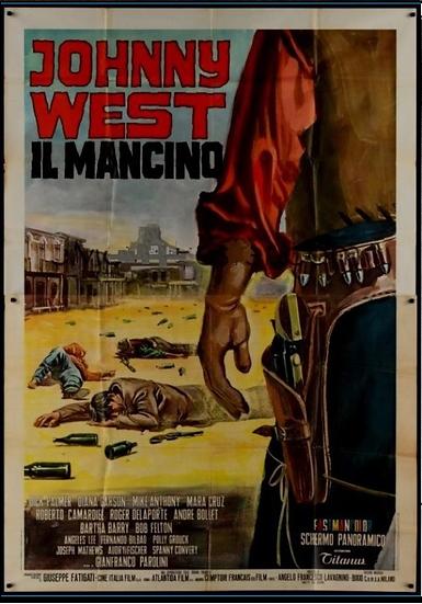 Johnny West - O Canhoto