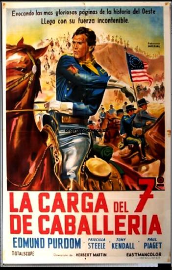 A Carga do Sétimo de Cavalaria