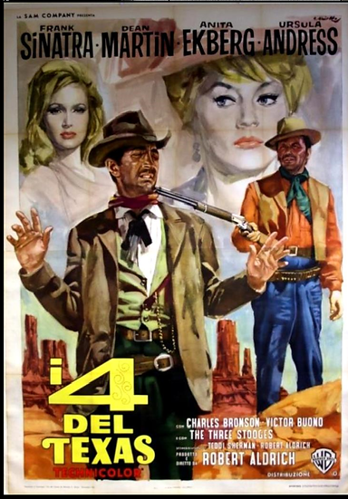 4 Heróis do Texas