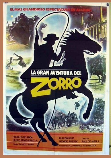 Zorro - Rodolfo De Anda