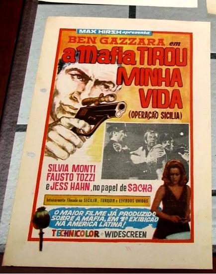 A Mafia Tirou Minha Vida / Na Rota da Droga