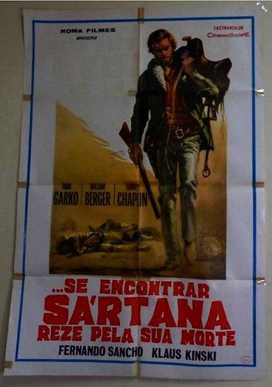 Se Encontrar Sartana, Reze Pela Tua Morte!