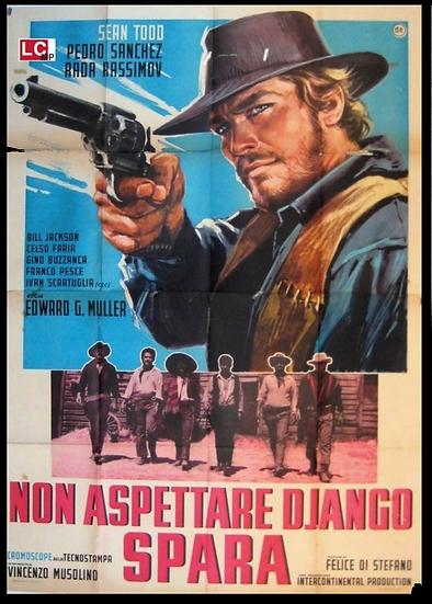 Django Não Espera, Mata!