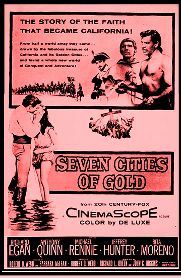 Sete Cidades do Ouro
