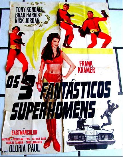 Os 3 Fantásticos Super Homens