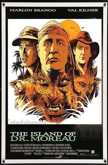 A Ilha do Dr. Moreau (2)