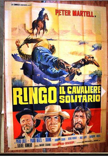 Ringo - O Cavaleiro Solitário