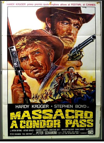Massacre Em Condor Pass