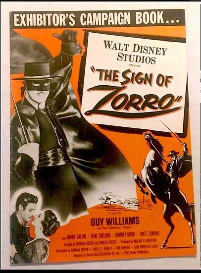 Zorro - O Signo Do Zorro