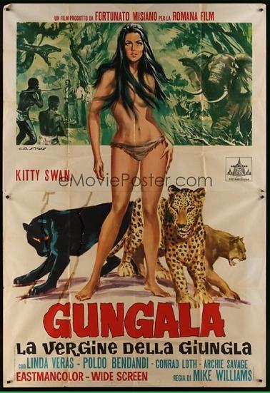 Gungala, a Pantera Nua -1