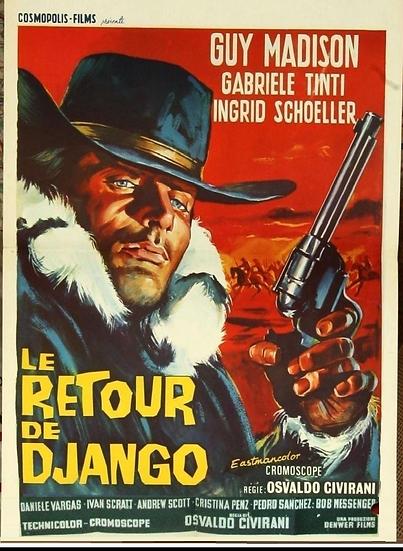 O Filho De Django