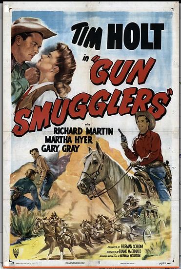 Revólveres Fumegantes / Soldado até o Fim