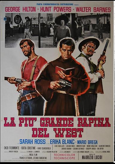 A Grande Rapina do Oeste
