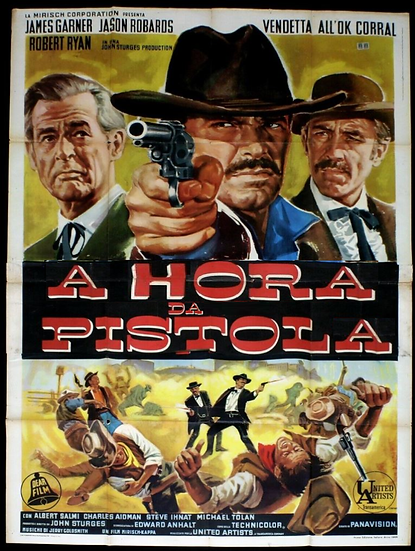 A Hora da Pistola