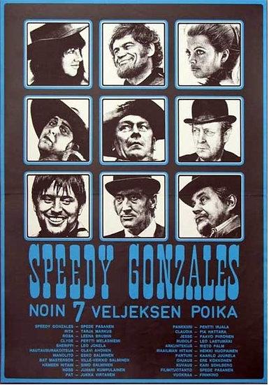 Speedy Gonzales - O Filho De Aproximadamente 7 Irmãos