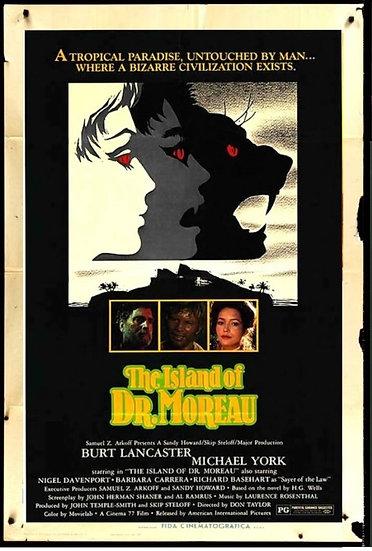 A Ilha do Dr. Moreau (1)