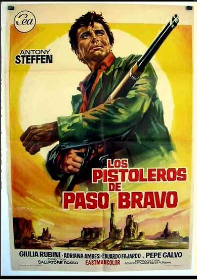 O Pistoleiro De Passo Bravo