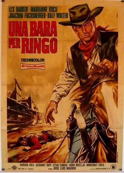Johnny Ringo - O Matador