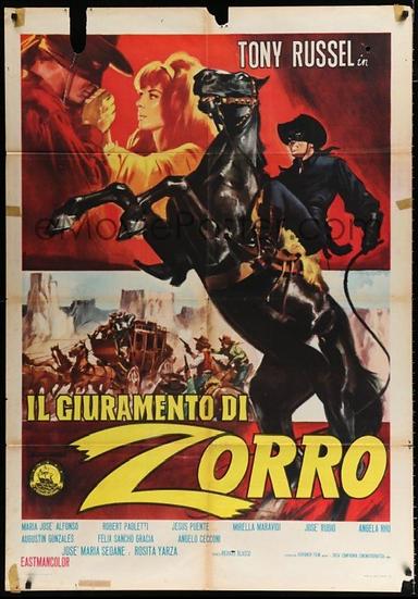 Zorro - O Juramento Do Zorro