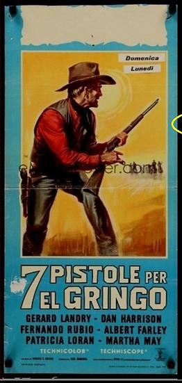 7 Pistolas Para Gringo