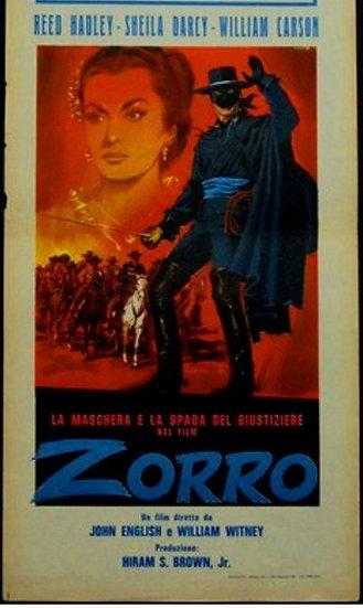 Zorro - A Legião Do Zorro (1)