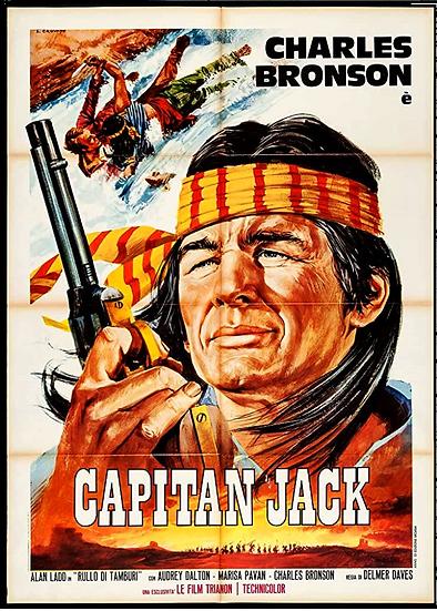 Capitão Jack / Rajadas de Ódio