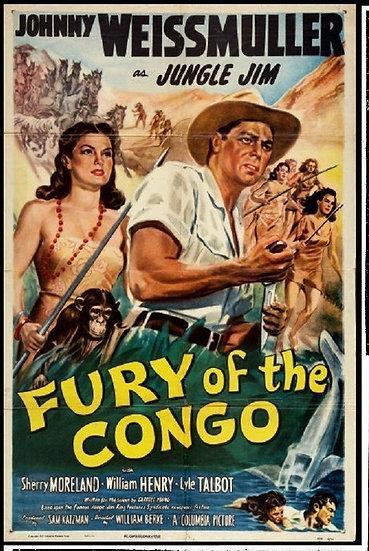 Fúria no Congo