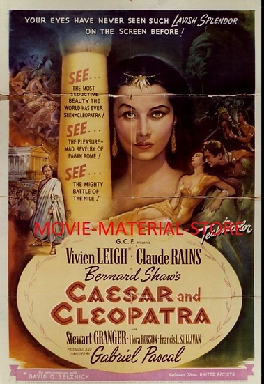 César e Cleópatra