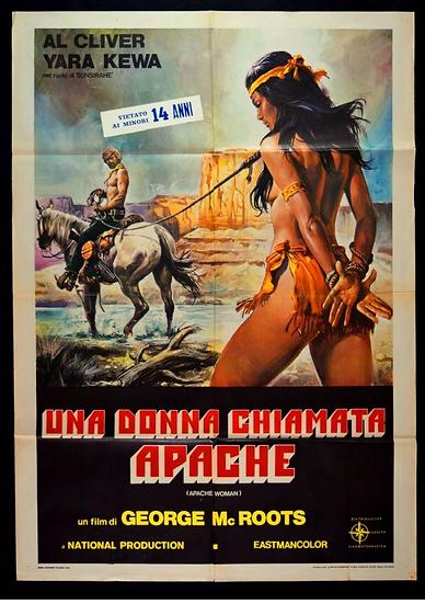 Uma Mulher Chamada Apache