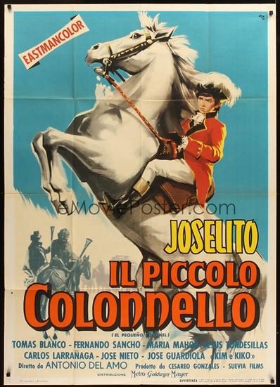 Joselito - O Pequeno Coronel
