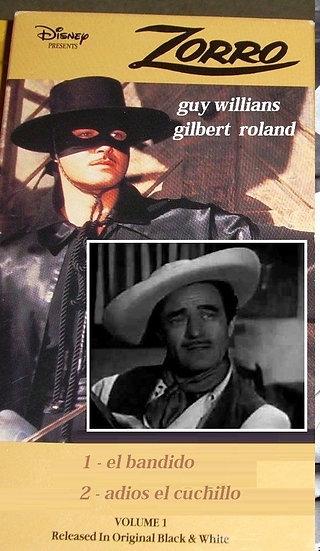 Zorro - Gilbert Roland