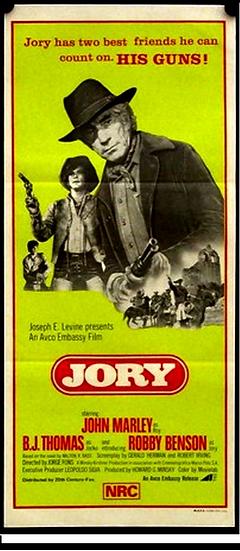 Jory - O Despertar De Um Homem