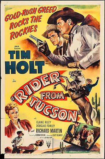 Bandoleiros da Vingança / O Cavaleiro de Tucson