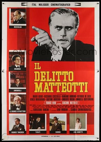 O Delito Matteotti