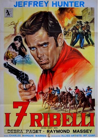 Sete Homens Enfurecidos