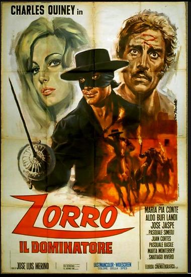 Zorro - Charles Quiney 2 (A Ultima Aventura Do Zorro)