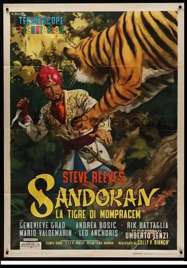 Sandokan, O Grande