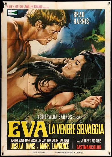 Eva, A Vênus Selvagem