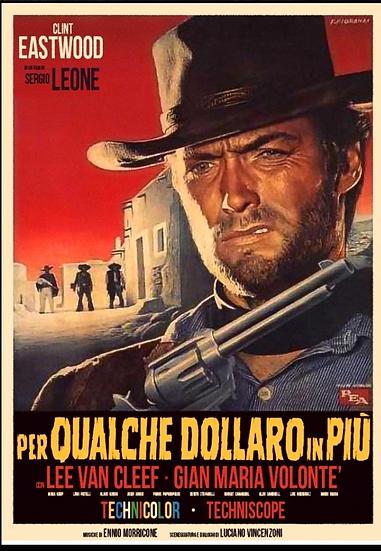 Por Uns Dólares Mais
