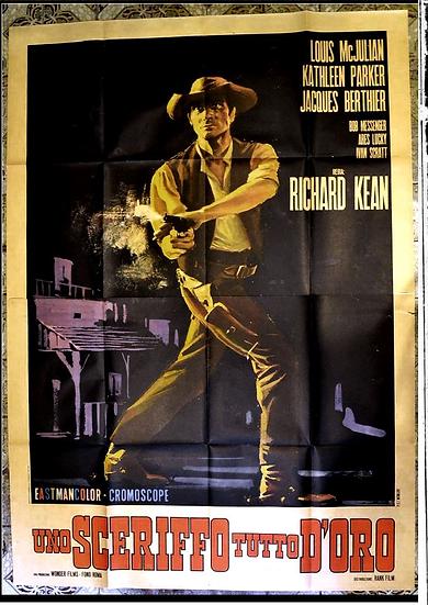 Um Xerife Todo De Ouro