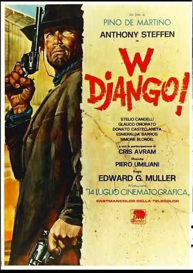Um Homem Chamado Django