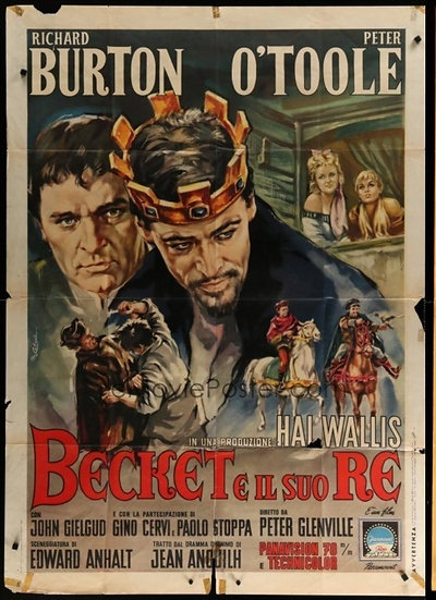 Becket, o Favorito do Rei