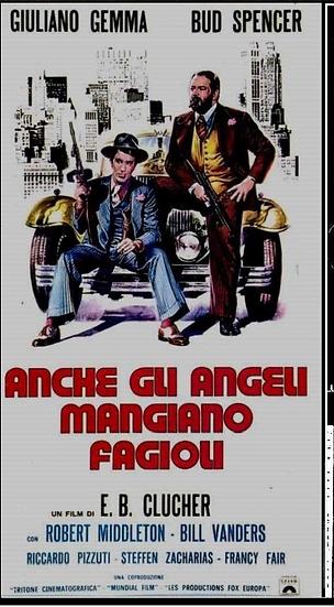 Os Anjos Também Comem Feijão / Dois Anjos Da Pesada