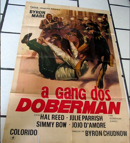 A Gangue dos Dobermans